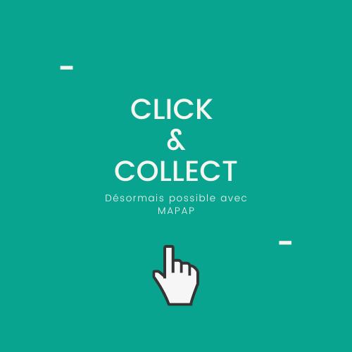 MAPAP offre une solution de création e-commerce avec la fonctionnalité click & collect